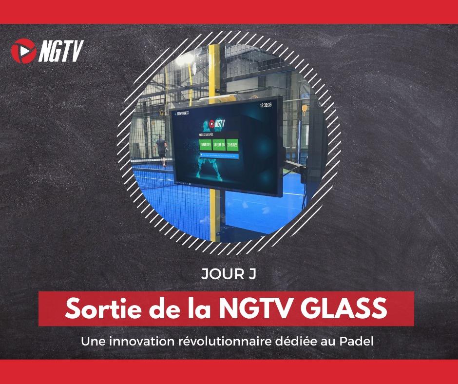 NGTV GLASS PADEL brevet