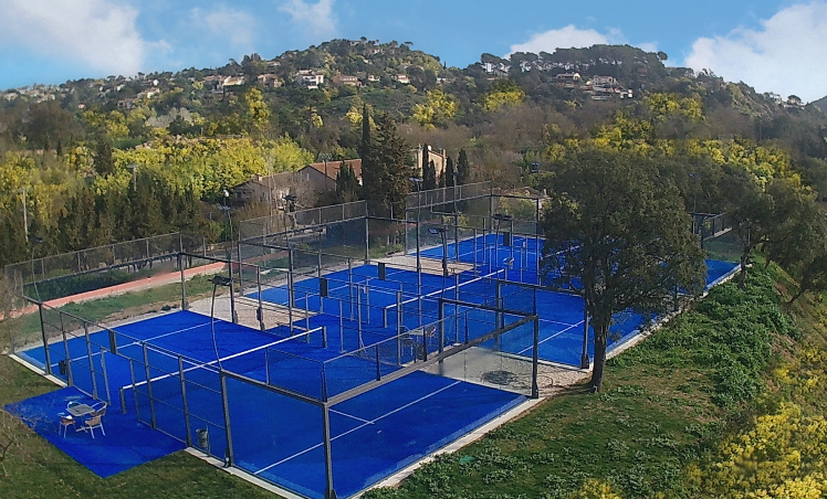 Barbossi Country Club: from padel in a beautiful setting