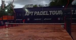 Pluie APT Padel Tour Asuncion Open 2021