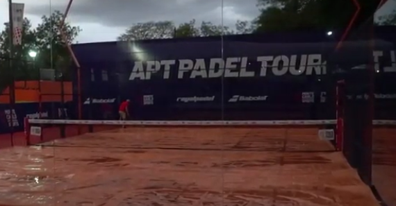 Rain APT Padel Asuncion Open Tour 2021