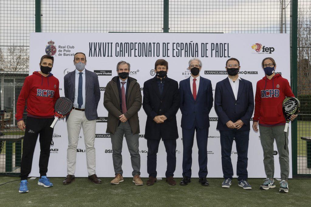 RC Polo Barcelone Championnats d'Espagne par equipes 2021