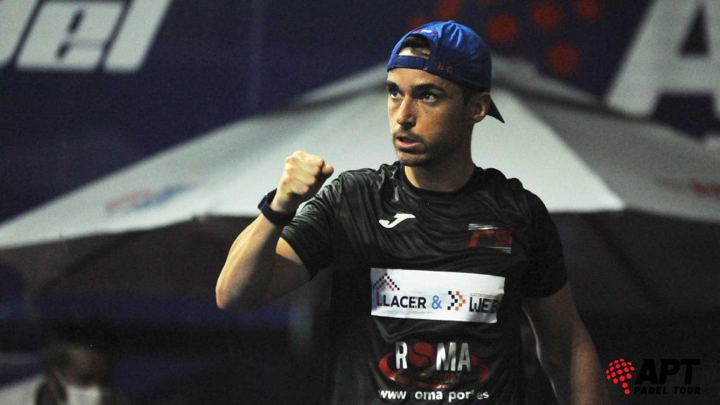 Sergio Icardo APT Padel Tour Paraguay