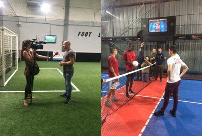 Sportn play caméra