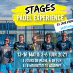 Stage Padel Experience 2021