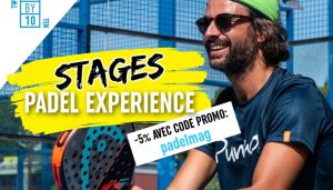 Stage Padel Experience No1