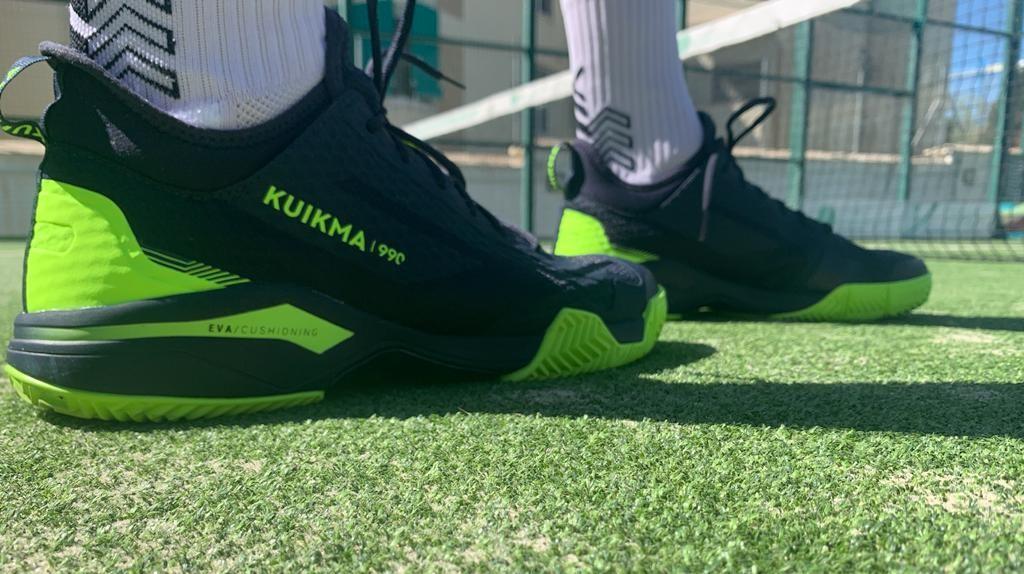 Test : les nouvelles chaussures Kuikma PS Dynamic 990