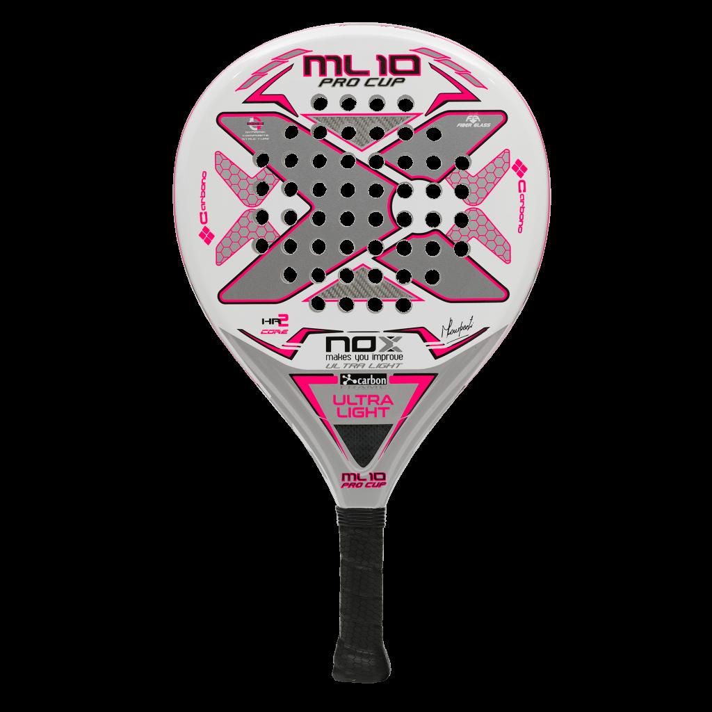 Ultralight ML10 Nox Padel Silver
