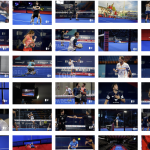 World Padel Tour 2021 télévisions retransmissions