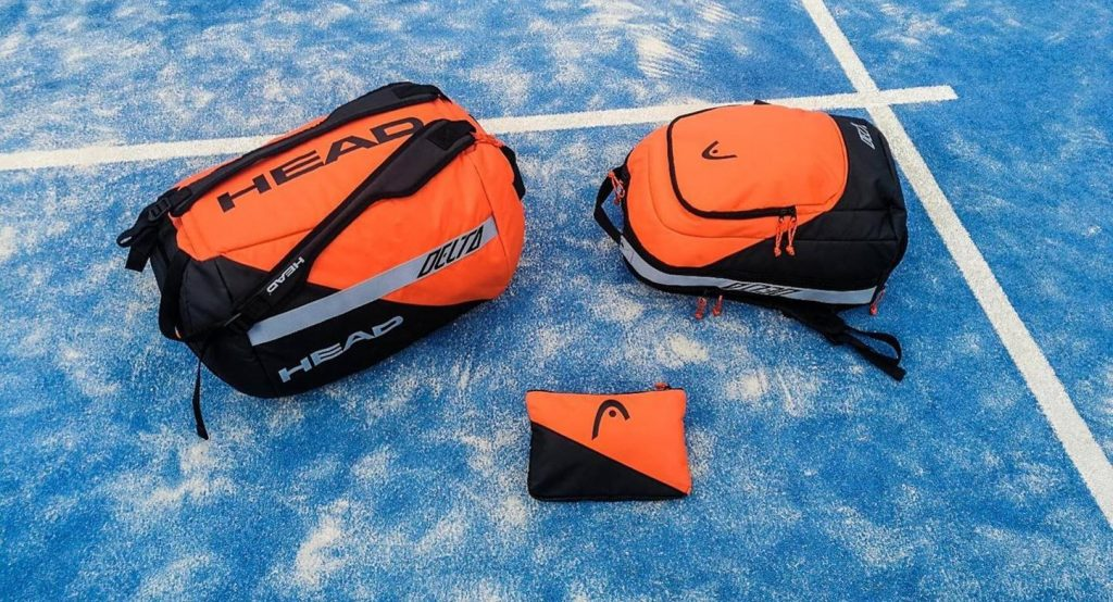 Head : la nouvelle collection de sacs de padel Delta
