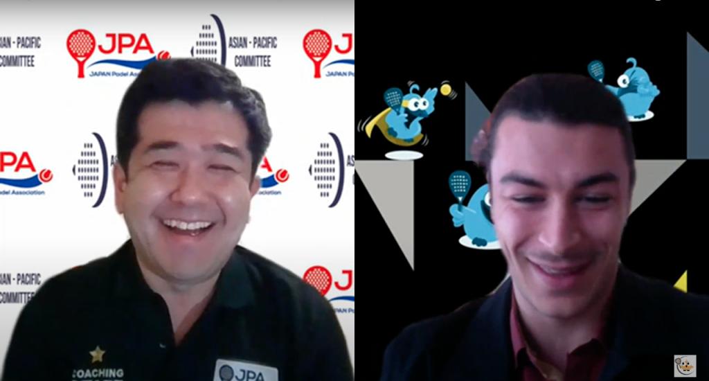 Koji Nakatsuka Lorenzo Skype Interview