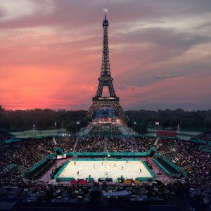 padel paris jeux olympiques