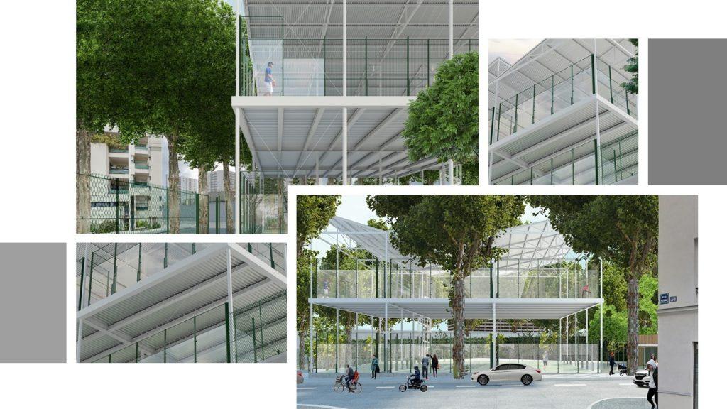 Le premier club de padel de Paris intra-muros pour 2022 ?