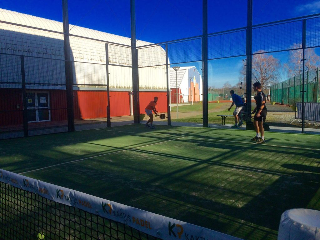 pau padel high level