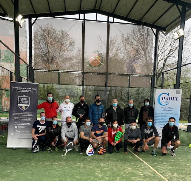 tennis padel academy pau