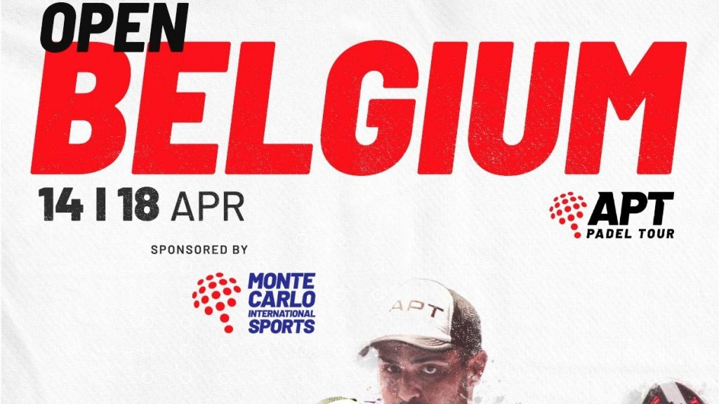 APT Padel Tour Belgique – 8e – Jerome Peeters / Guillaume Crasson vs Till Gygax / Valentin Wenger