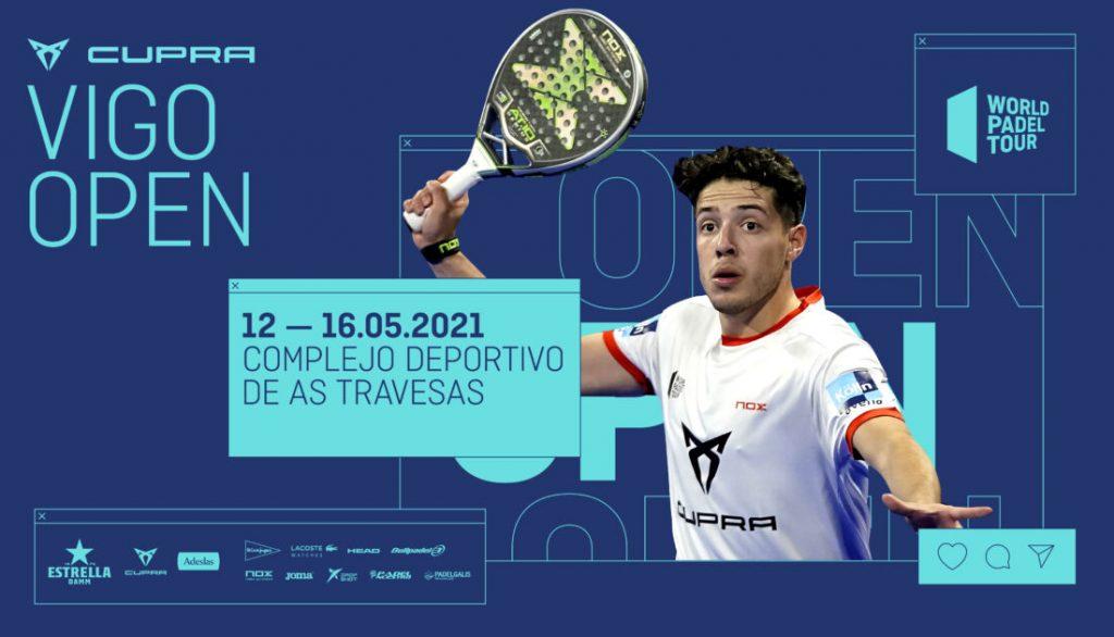 Cartell del Vigo Open 2021