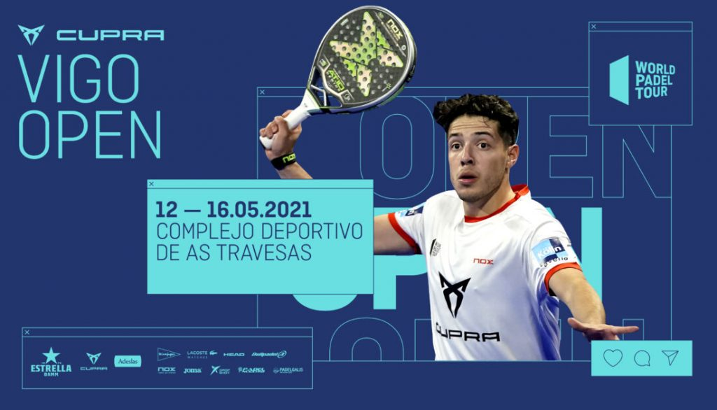 Vigo Open 2021 affisch
