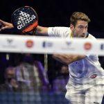 Alex Ruiz Padel concentració final Madrid Open 2021