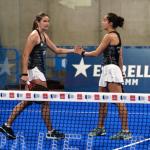 Alix Collombon Alicante Open 2021 8e de finale