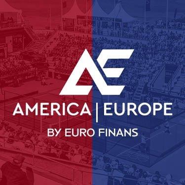 American VS vs Europe - Padel Svezia - Svezia