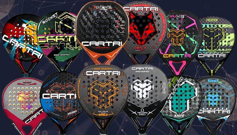 Cartri nouvelle collection palas 2021