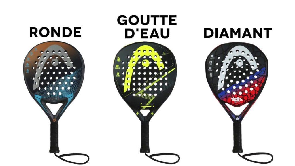 Quelle raquette de padel choisir ?