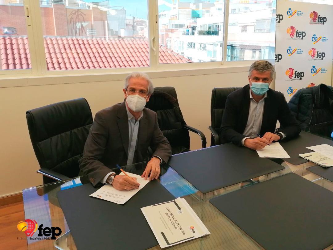 La FEP crée un Comité de padel adapté !
