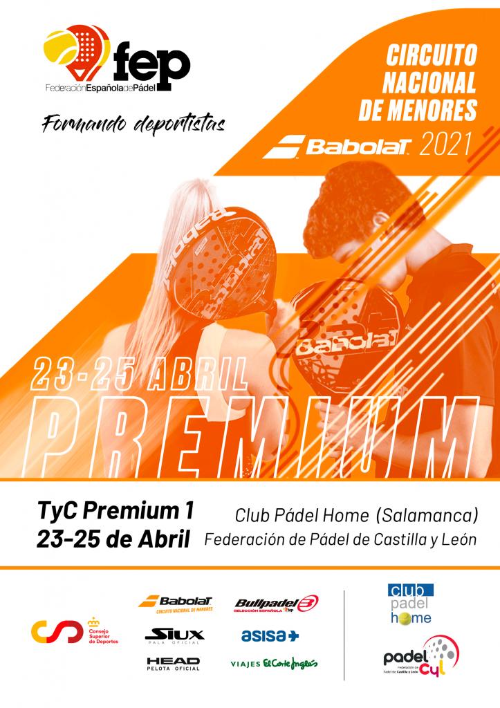 Salamanca - Babolat TYC Premium1: s'aproxima el registre!