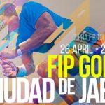 FIP Gold Jaen 2021 plakat