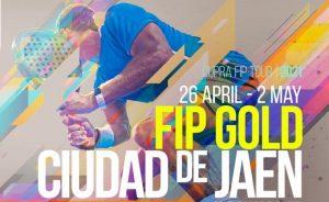 FIP Gold Jaen 2021 affiche