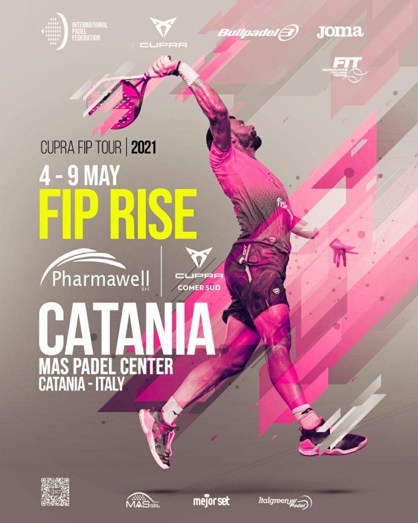 FIP RISE Catania Sicilia Padel