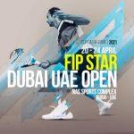 FIP Star Dubai Open Affiche Padel 2021