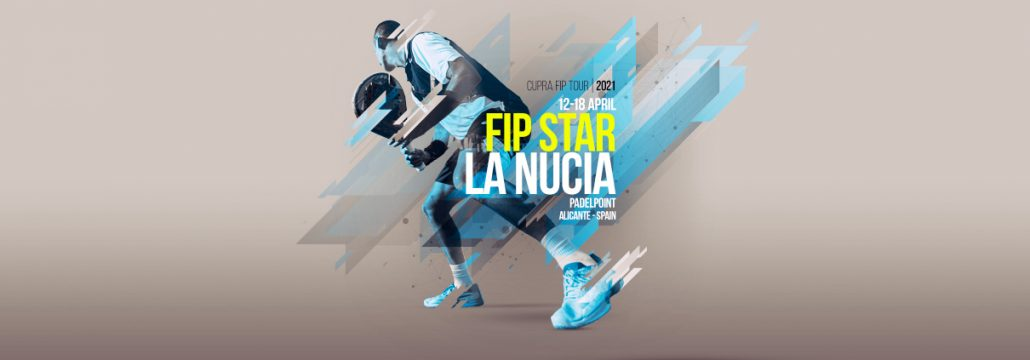 FIP Star La Nucia 2021 plakat