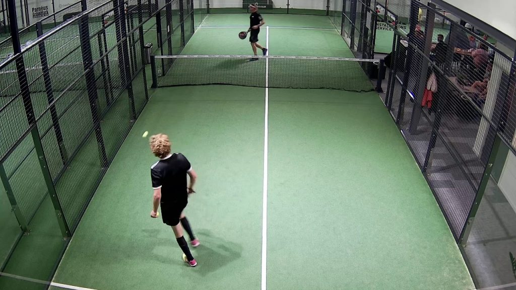 Faire du padel 1 vs 1 : possible ?