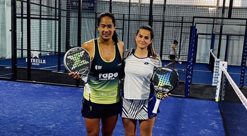 Léa Godallier Ari Cañellas WPT Madrid Open 2021