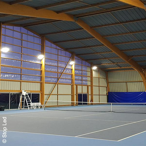 Luci Live Xperience padel