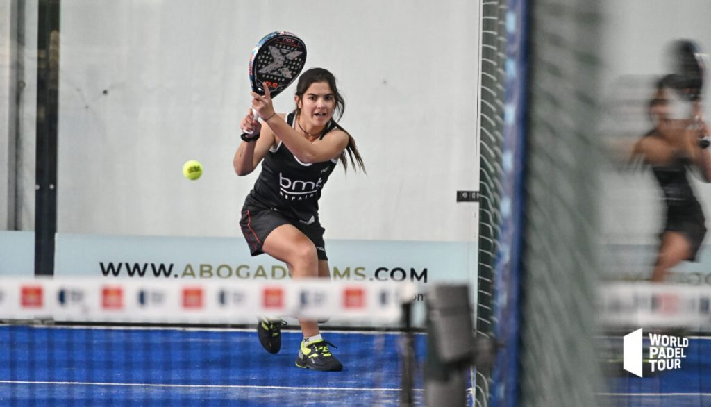 Noa Canovas world padel tour 2021