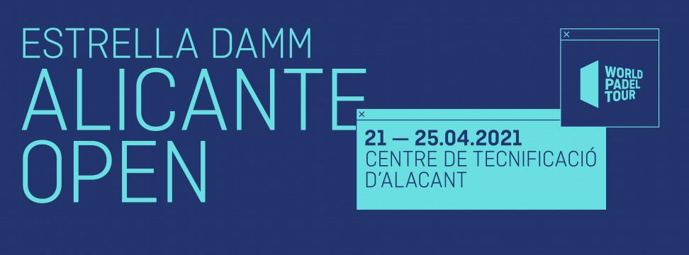 Öffnen Sie Estrella Damm Alicante Padel WPT