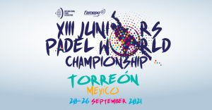 Padel Championship FIP Juniors Torreon Mexico 2021