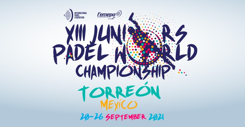 Padel Meisterschaft FIP ​​Junioren Torreon Mexiko 2021
