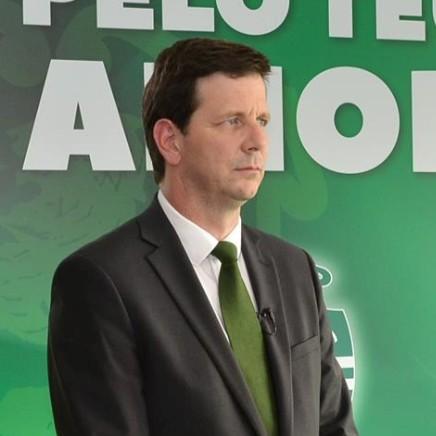 Ricardo Da Silva Oliveira - Presidente della Federazione Portoghese di Padel