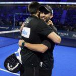 Sanyo Bela embrassade victoire Madrid Open WPT 2021