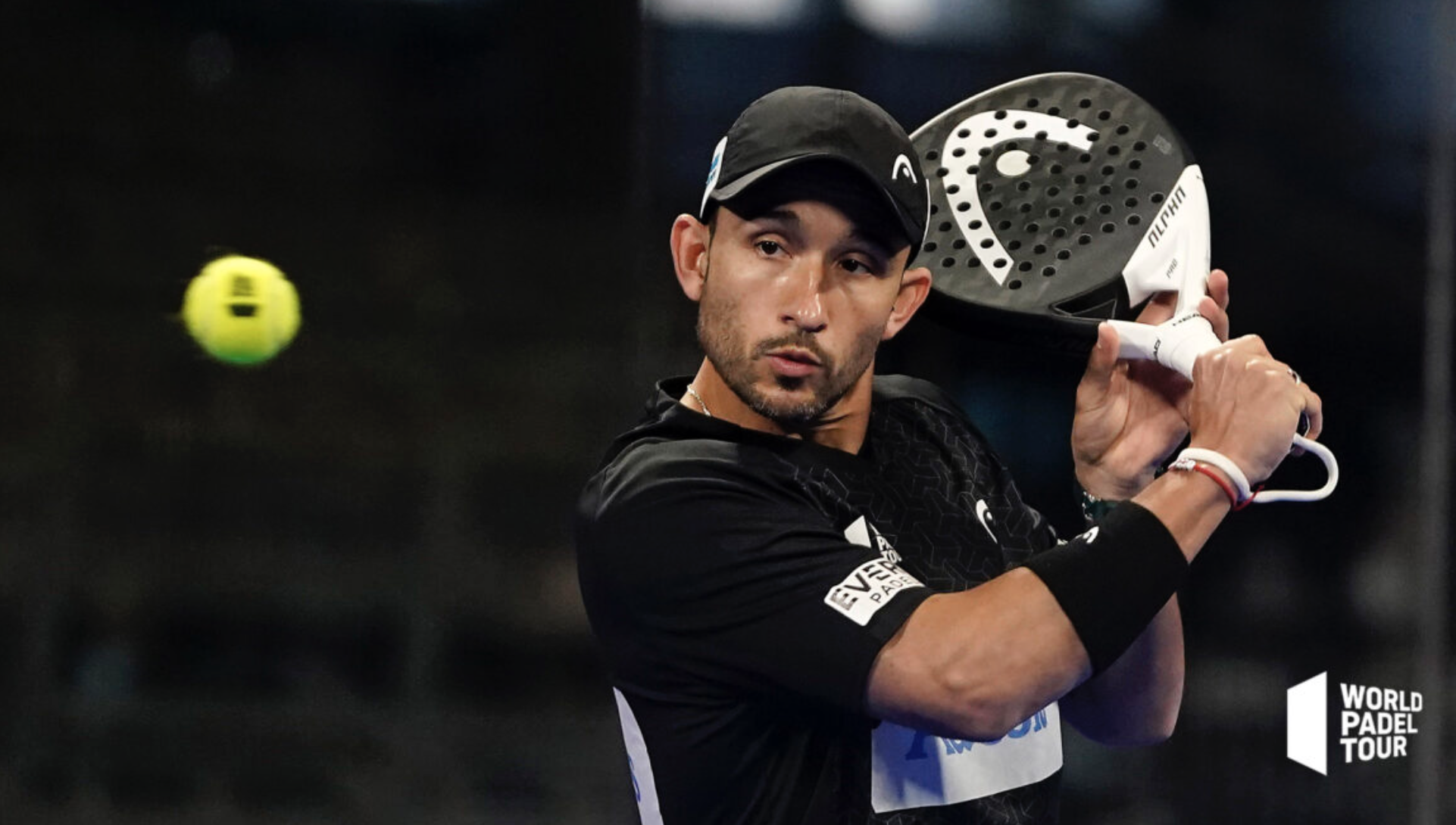 Mental imagery to progress in padel