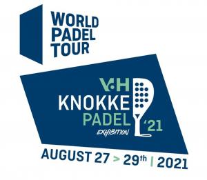 WPT Belgique Padel exhibition Knokke Aout 2021