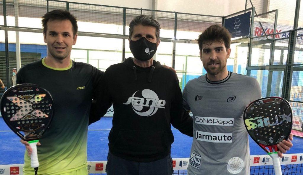Zapata Tison madrid coach wpt