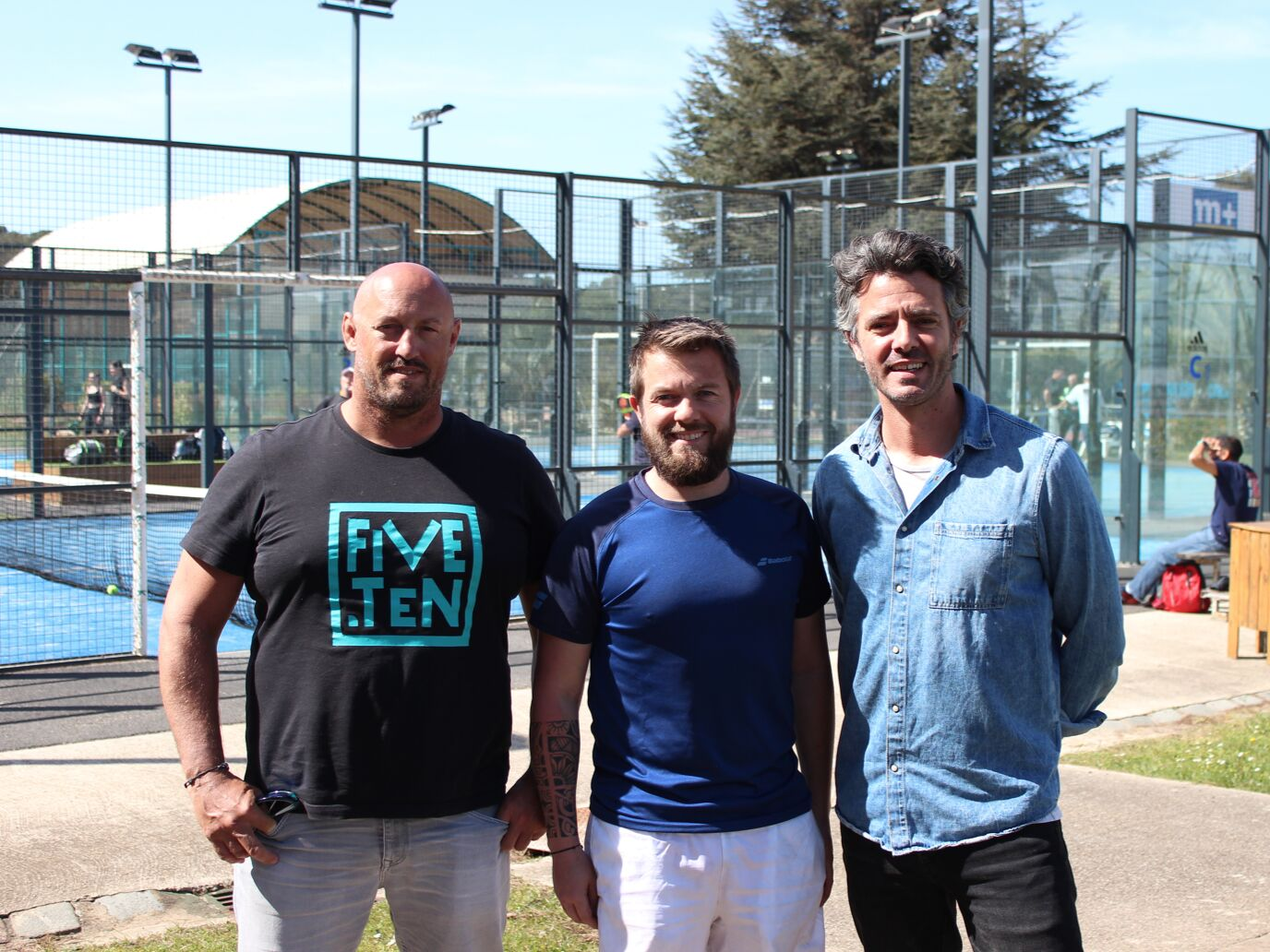 Le padel, the fastest growing sport