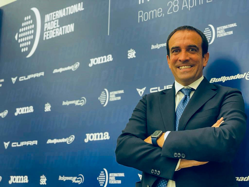 Luigi Carraro elected President of the FIP until 2025