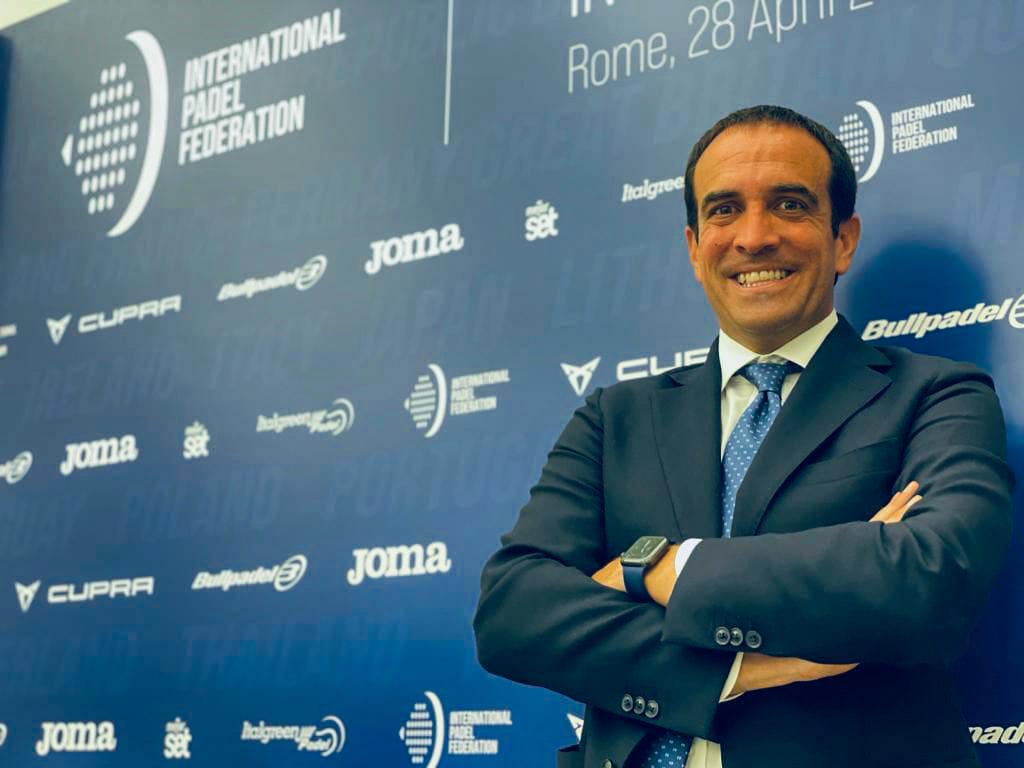 Luigi Carraro elegido presidente de la FIP hasta 2025