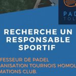 padel tolosa rekrytering Toulouse
