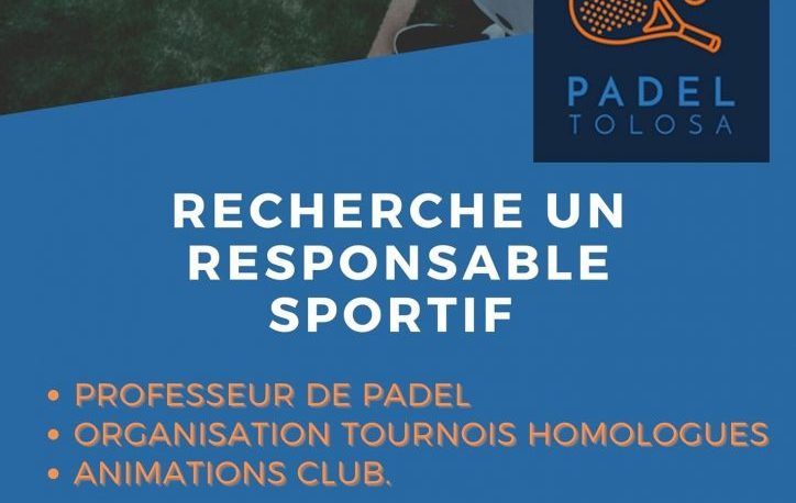 Padel tolosa Toulouse is recruiting